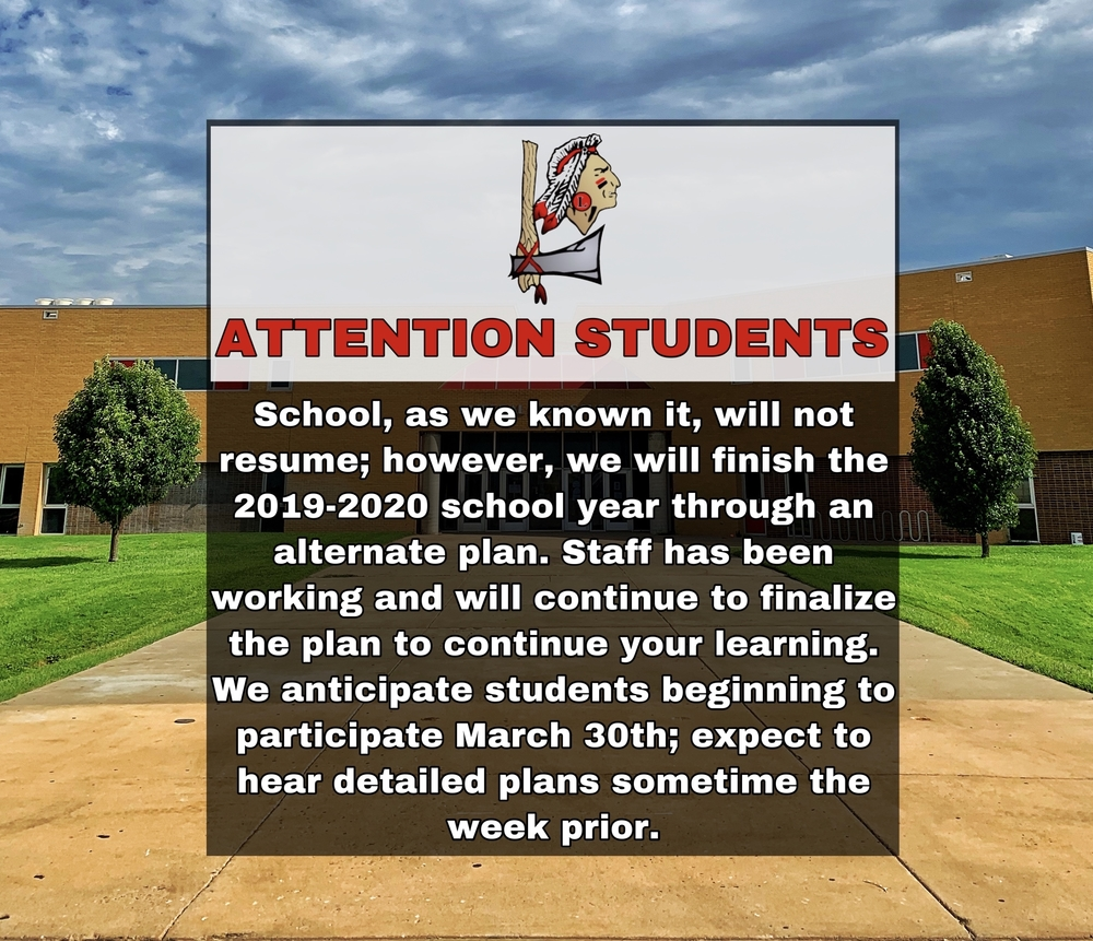 ! Attention Students !