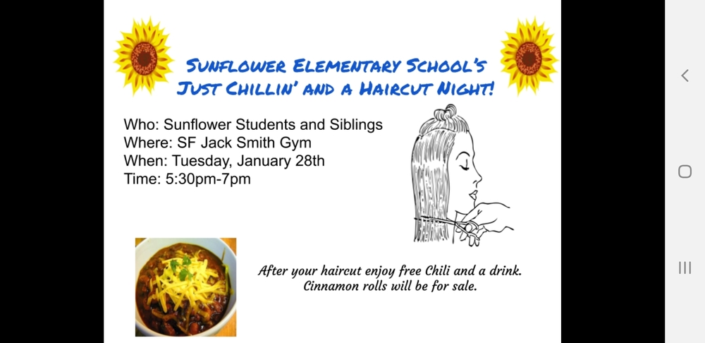 Sunflower Parents...