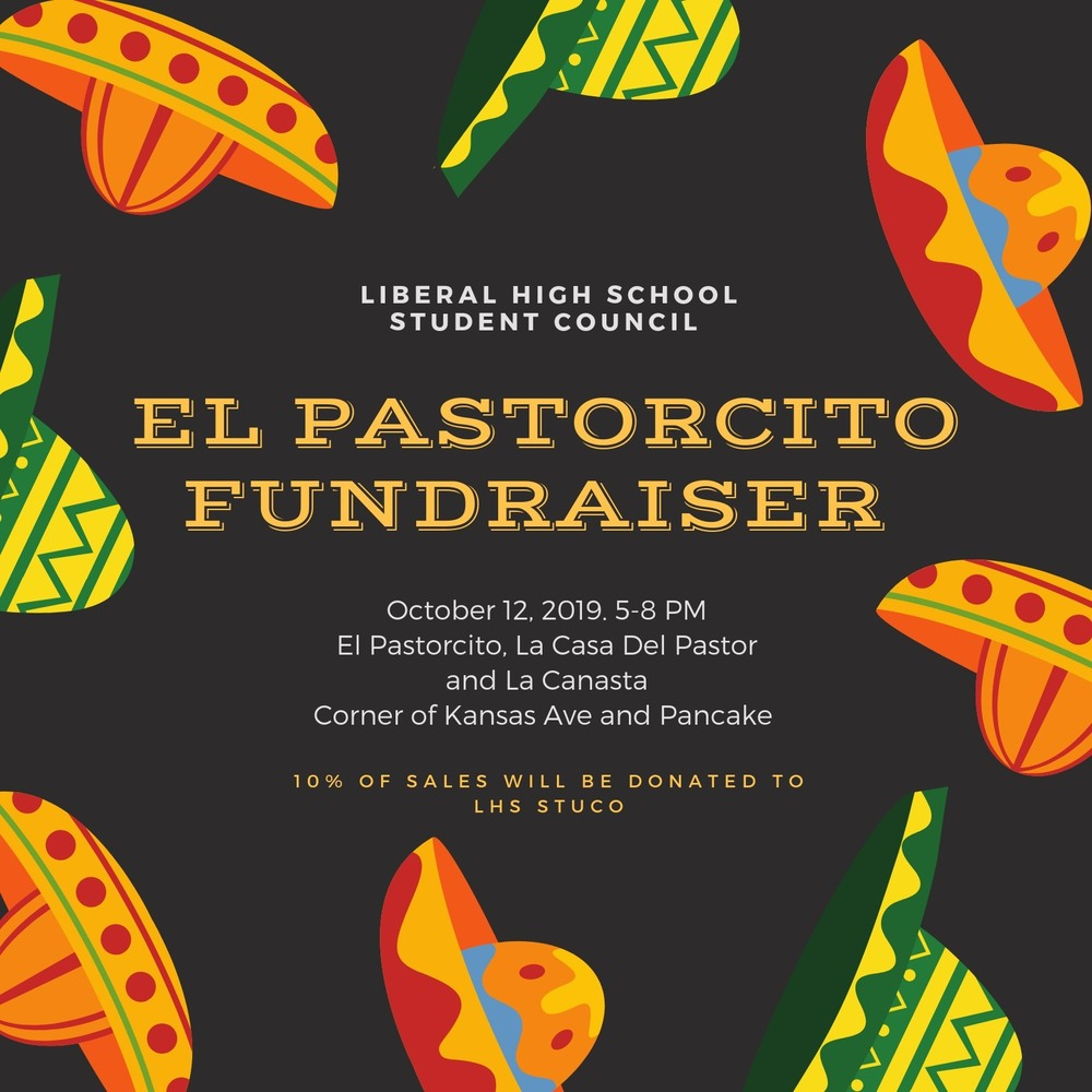 El Pastorcito Fundraiser! October 12th, 5-8 pm