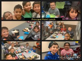 Principal Point Lunch-October