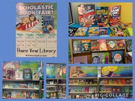 P/T Conferences Book Fair