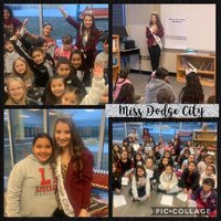 Miss Dodge City Visits