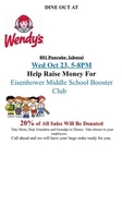 Booster Club Fundraiser