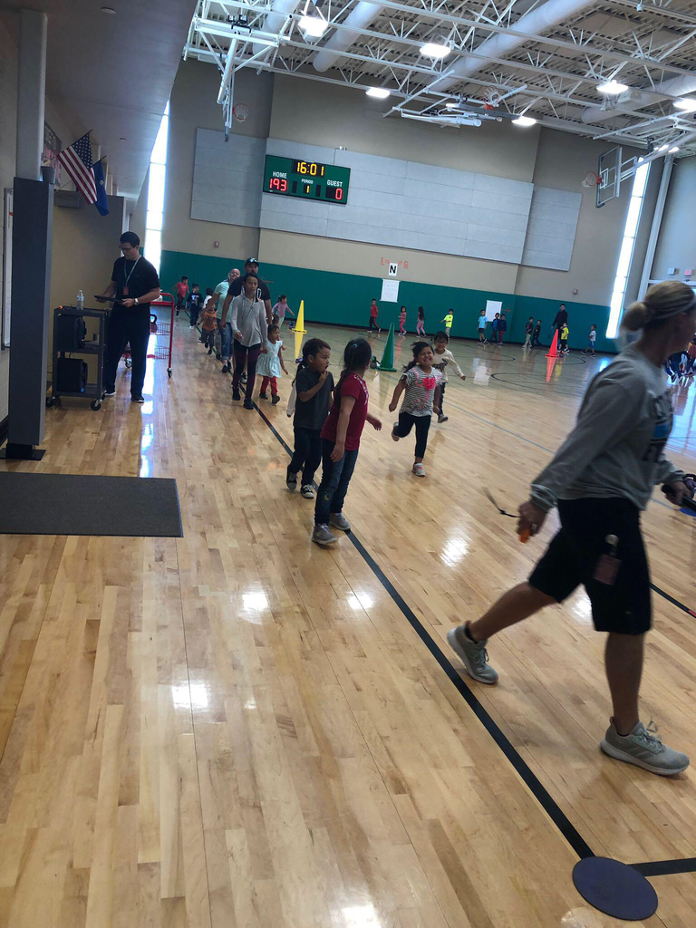 Meadowlark has had 26 parents come and participate in PE with their children!!