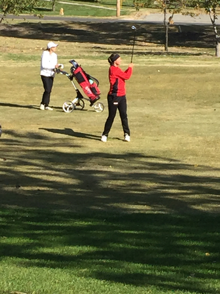 State Golf: Katie Horyna