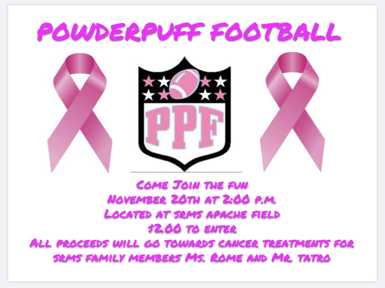SRMS Powderpuff Football