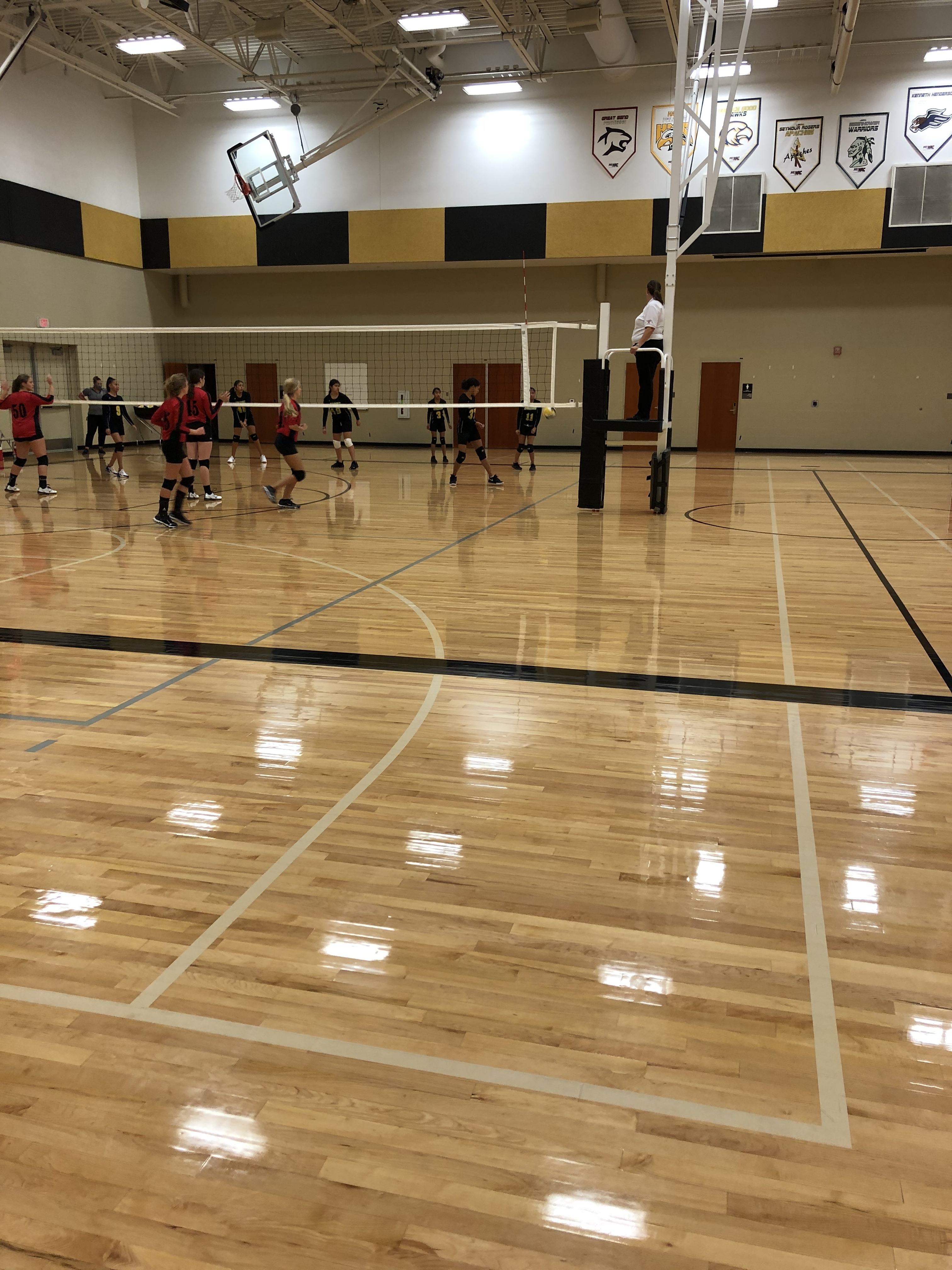 SRMS 7th Volleyball